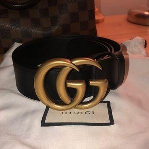 Gucci Belt Black Size 80